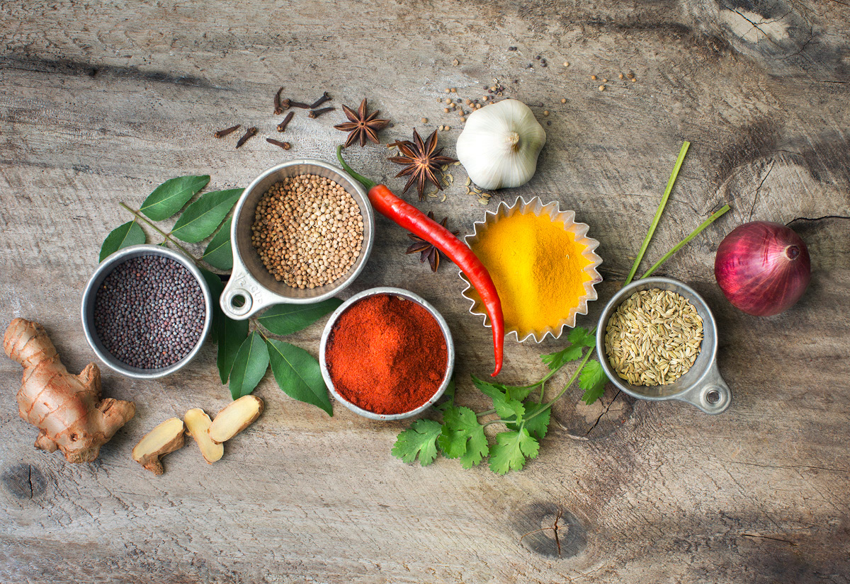 Fighting Inflammation From the Kitchen