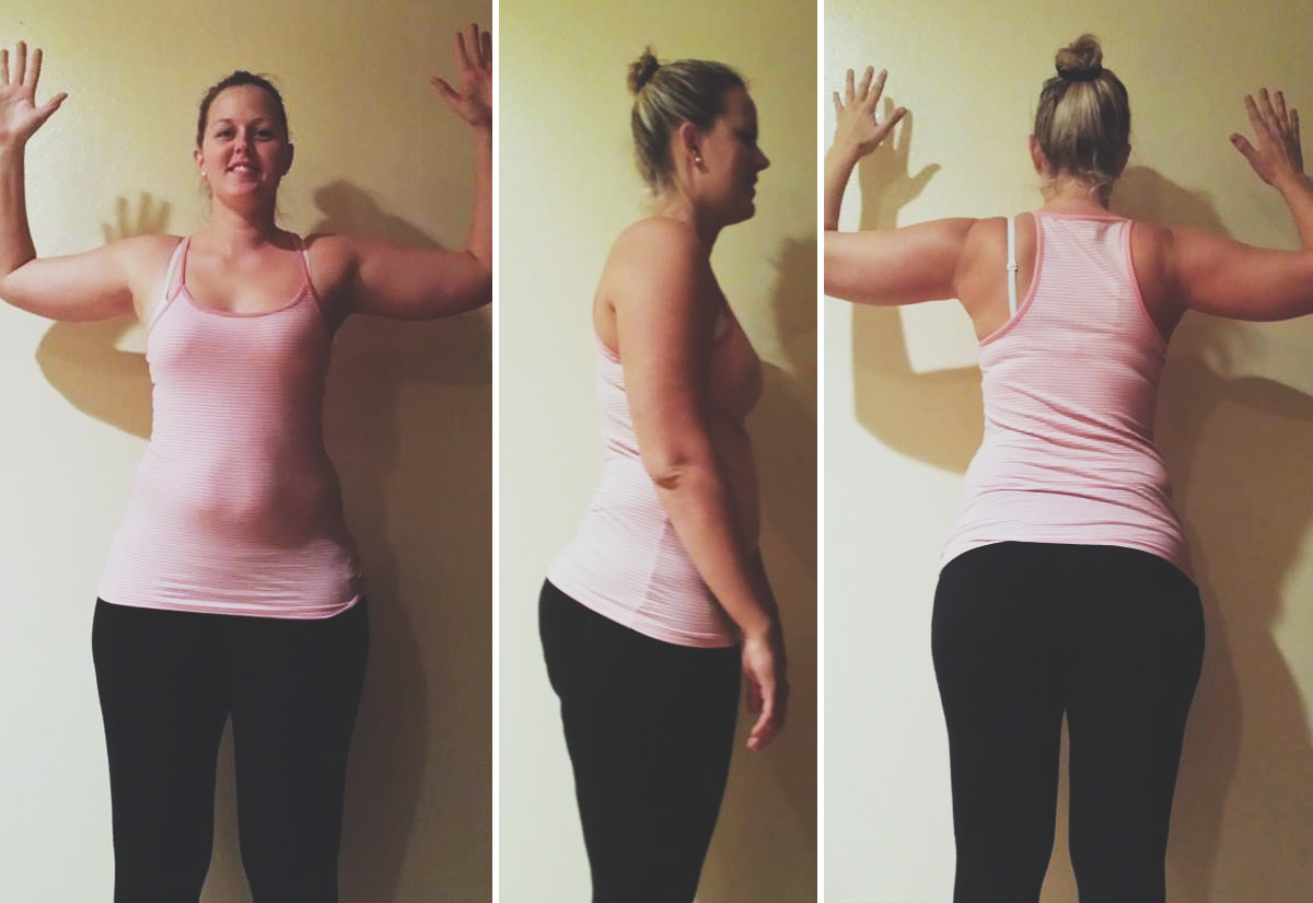 Transforming Jessica: Before Photos