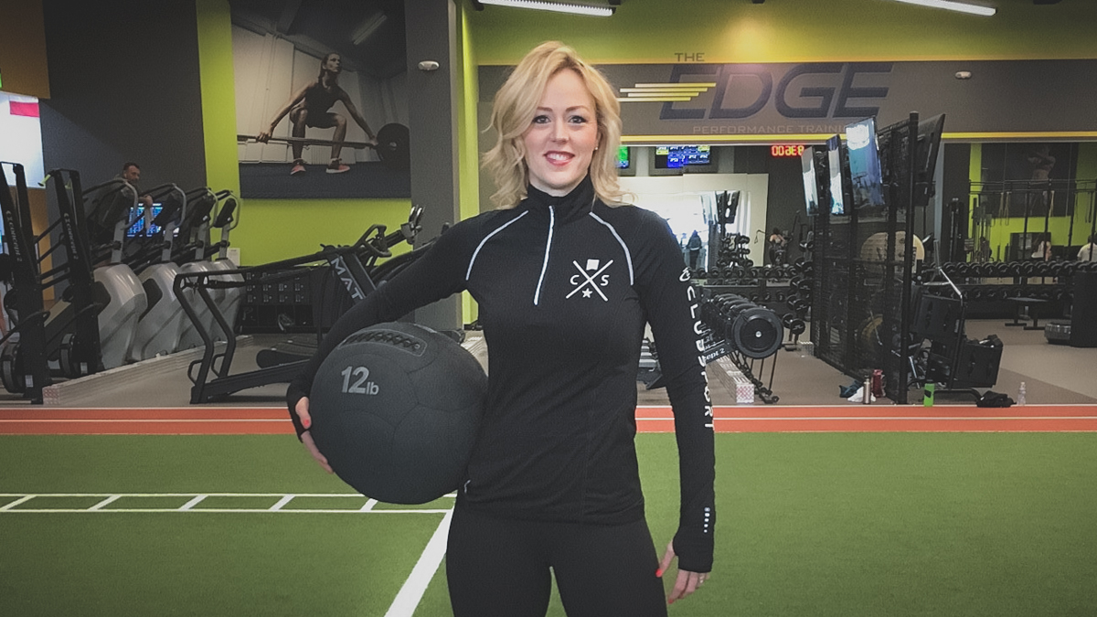 Transforming Jessica: ClubSport San Jose personal trainer and REV32 head coach