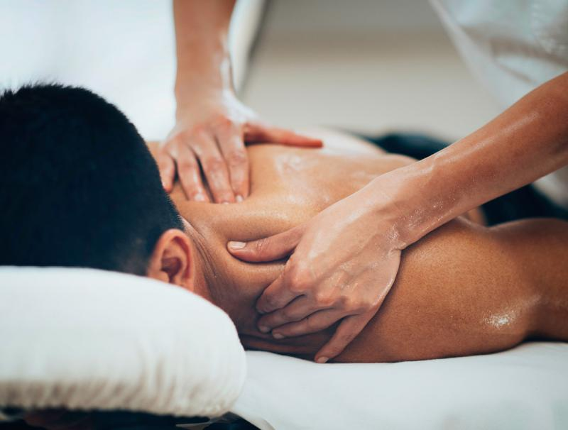 Massage the ultimate good for your muscles