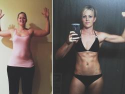 Transforming Jessica: How She Dropped 42 Pounds and 14 Dress Sizes